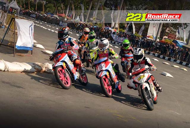 Rider JATENG DIY Siap siap Bertarung di Road Race PATI, Awas JATIM Menyerang