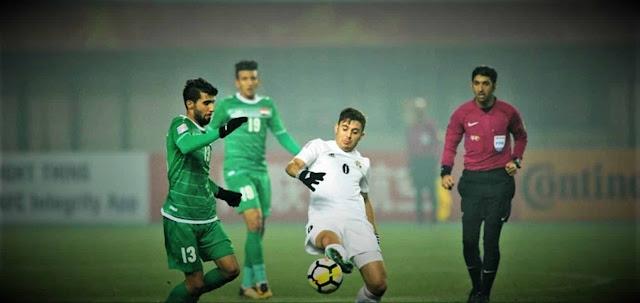 نتيجة مباراة العراق وفيتنام اليوم السبت 20-1-2018 كأس أسيا تحت 23 سنة