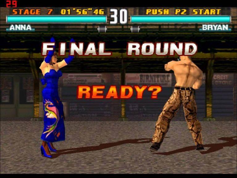 Tekken 3 game for pc compressed