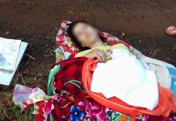 Sản phụ sắp sinh bị tài xế bỏ rơi giữa đường: Tình người còn đâu?