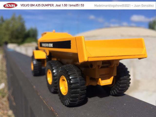 VOLVO BM A35 DUMPER, Joal 1:50