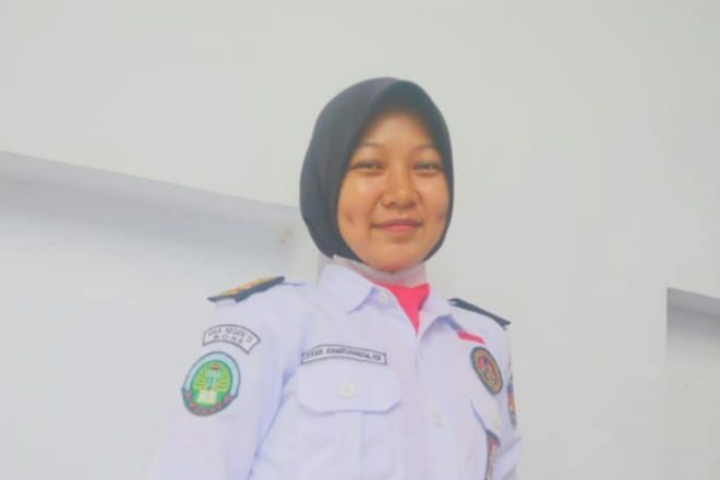 Profil Lengkap Iffah Khairunnisa, Siswi SMAN 13 Bone Lolos Paskibraka Provinsi