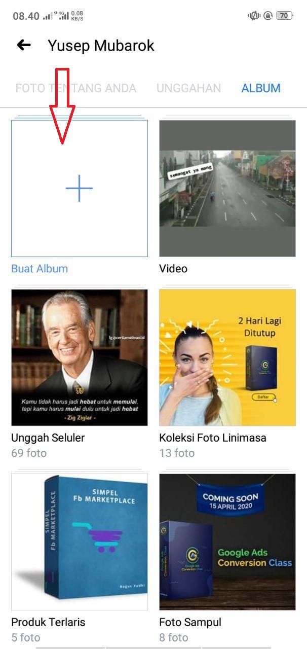 CARA MEMBUAT RENCANA KONTEN UNTUK FACEBOOK - Mahir Jualan