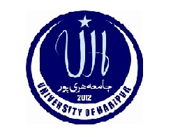 The University of Haripur UOH  Latest Jobs For Professor, Assistant Professor  & Other