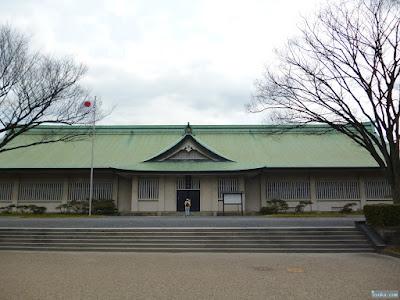大阪城公園修道館