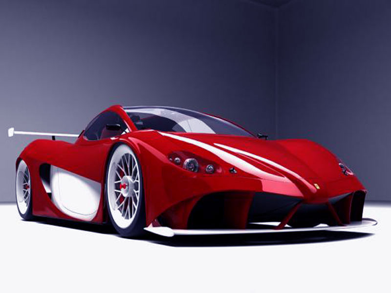 Wallpapers Download: Ferrari Cars Wallpapers 2012