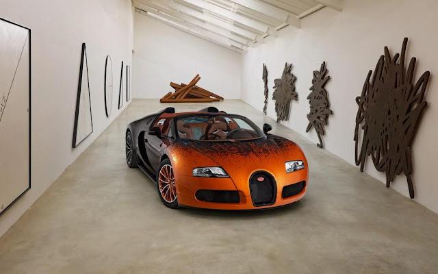 Bugatti Veyron Grand Sport Performance