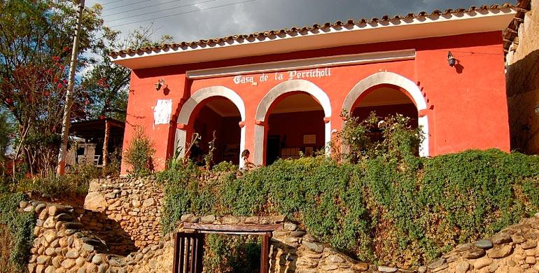 La casa de la Perricholi de Huánuco
