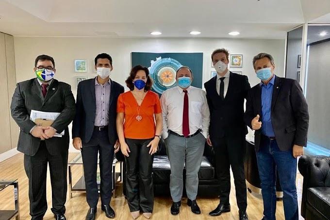 Pazuello recebe defensores do uso de ozônio pelo ânus para tratar Covid-19