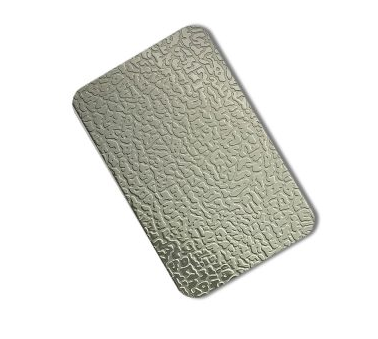Embossing Stainless Steel Sheets Supplier in China