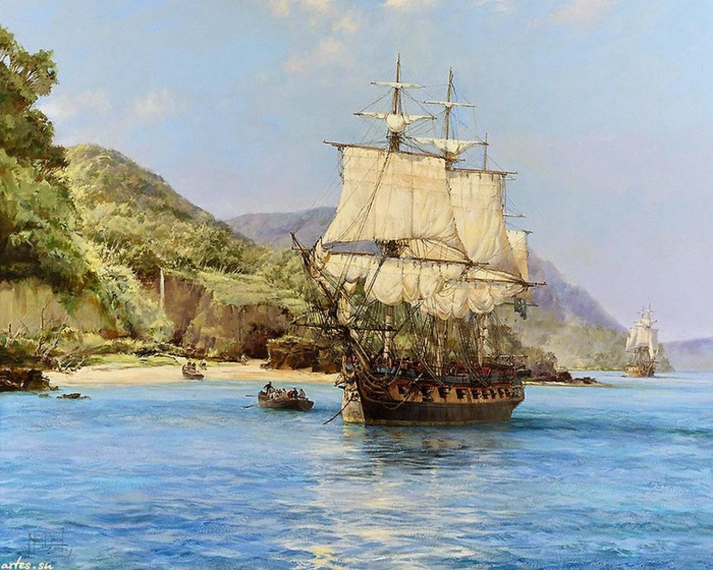 Pirate Ship Wallpaper Hd Very Beautiful Ship Images Hd Wallpaper All 4u Wallpaper