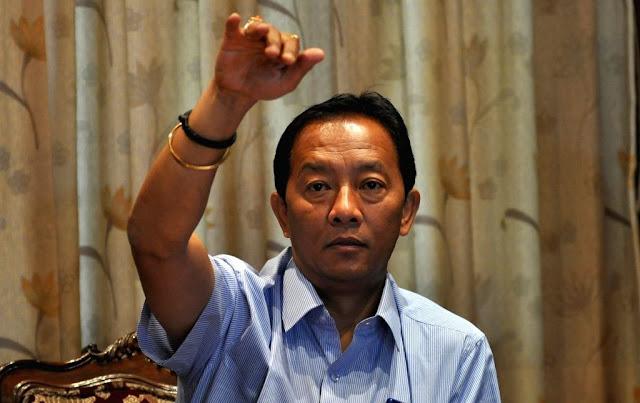Binay Tamang, president, Gorkha Janmukti Morcha