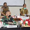 Danrem 141/Tp Brigjen TNI Djashar Djamil SE ,MM, Menghadiri Rapat Penetapan New Normal  covid-19 Kab. Bone