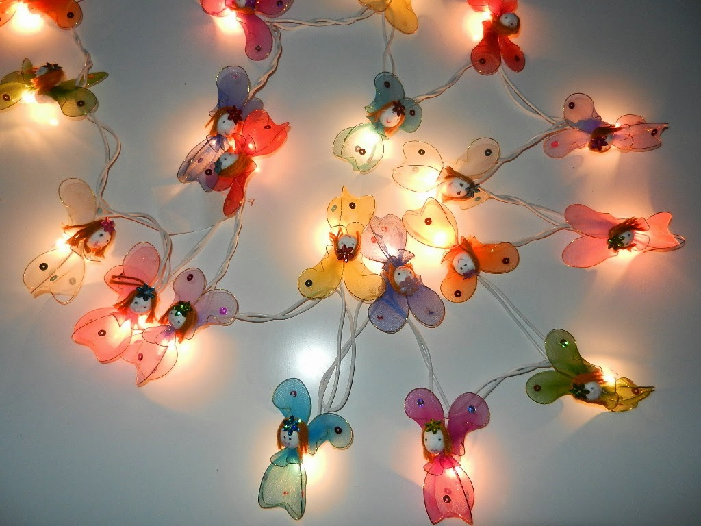 Image result for Pixie Lights With Leaves (CRAFT)