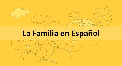Família em espanhol