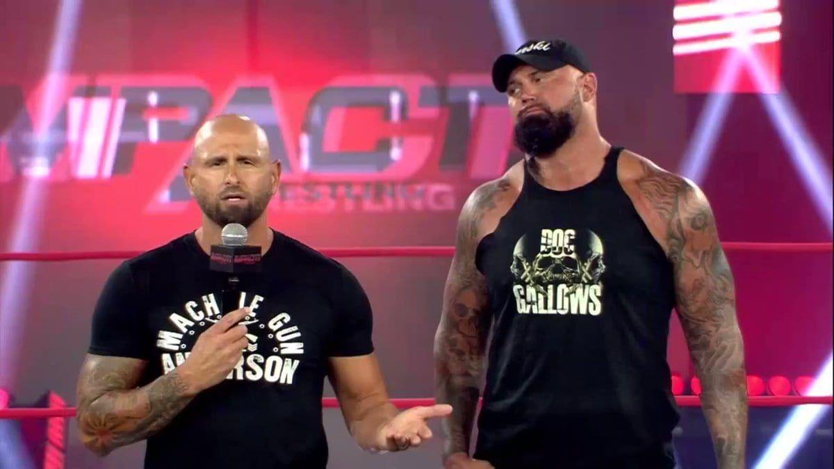 "Good Brothers anunciam ""participação"" na WWE Royal Rumble Match"