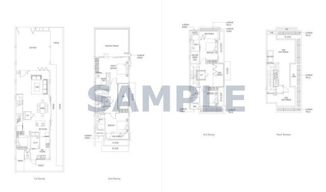 Belgravia Ace Floor Plan