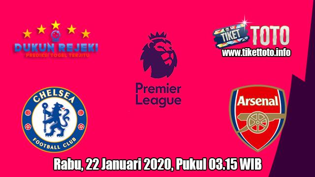 Prediksi Chelsea VS Arsenal 22 Januari 2020