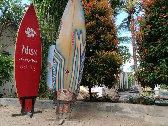 Bliss Surfer Hotel Kuta Bali
