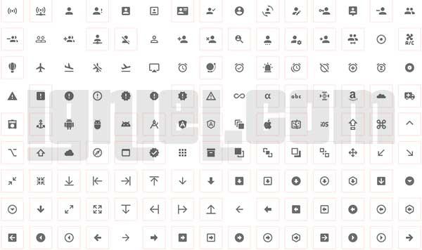 Menggunakan SVG Sebagai Icon Blog