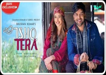 Ishq Tera Lyrics With English Meaning - Guru Randhawa