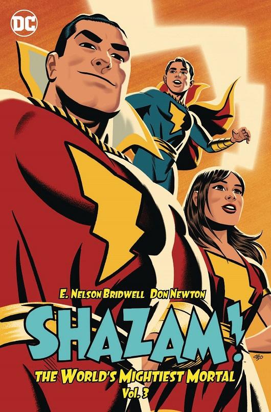 Cover of Shazam: World's Mightiest Mortal Vol.3 HC