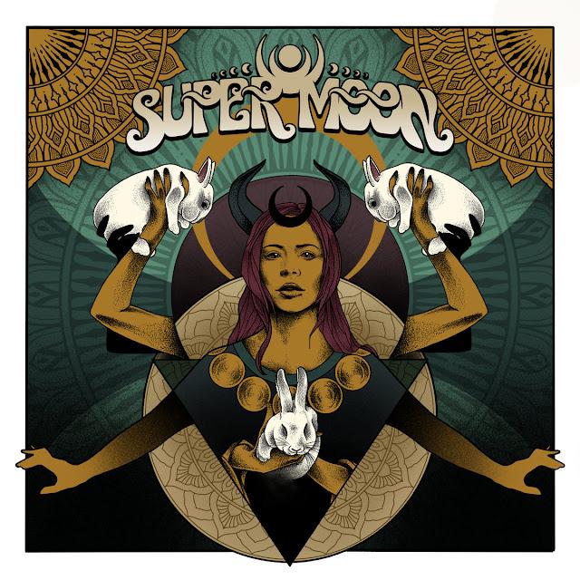 SUPERMOON - Supermoon (Album, 2020)
