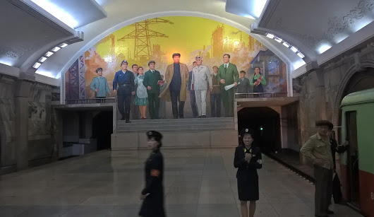 Far Flung Places: Top 10 Things to do in Pyongyang
