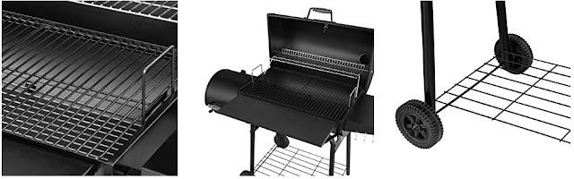 royal gourmet bbq grill