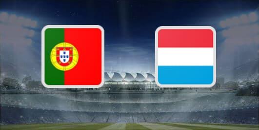 مباراة البرتغال ولوكسمبرج بتاريخ 17-11-2019 التصفيات المؤهلة ليورو 2020