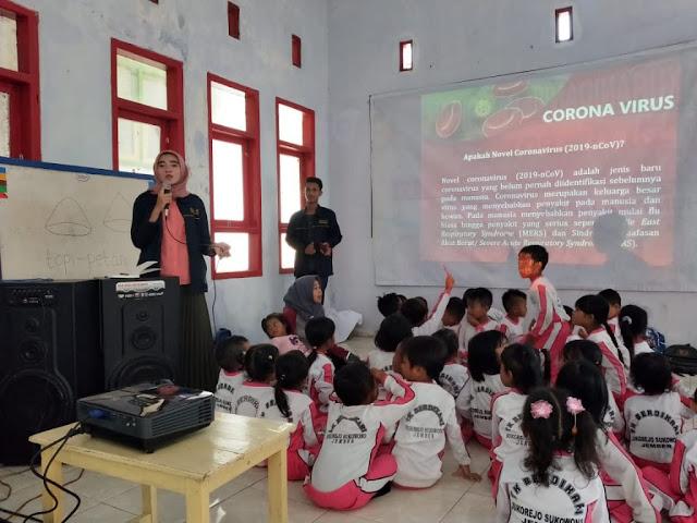 Mahasiswa Berikan Penyuluhan Kesehatan untuk Masyarakat Desa Sukorejo