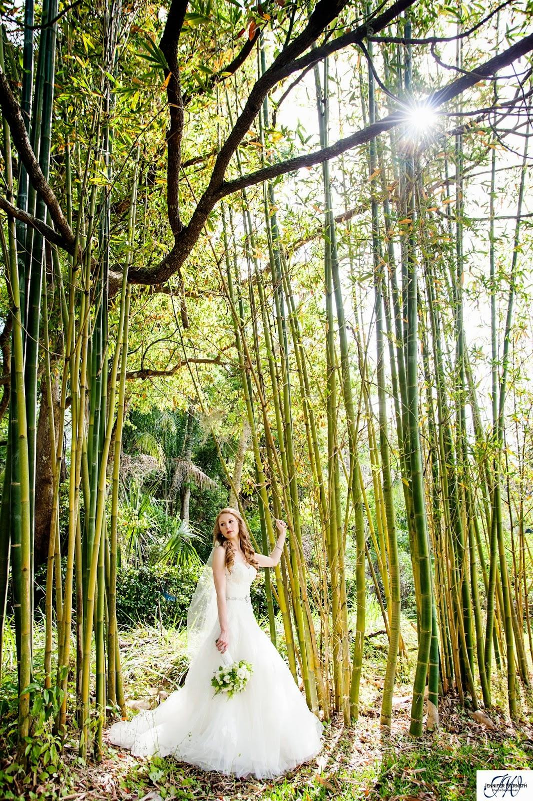 bride bamboo