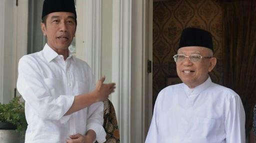 Tsunami Memporak-Porandakan Elektabilitas Jokowi-KH Ma'ruf Amin, Ini Dasarnya