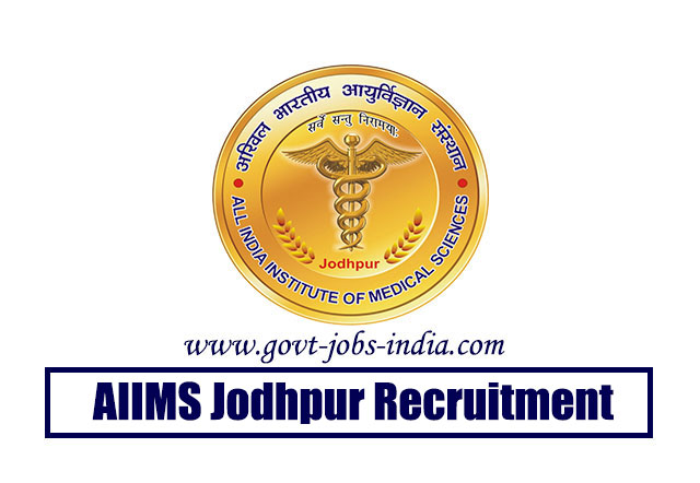 AIIMS Jodhpur Senior Resident Recruitment 2020 – 131 Senior Resident Sarkari Naukri Vacancy – Last Date 14 July 2020