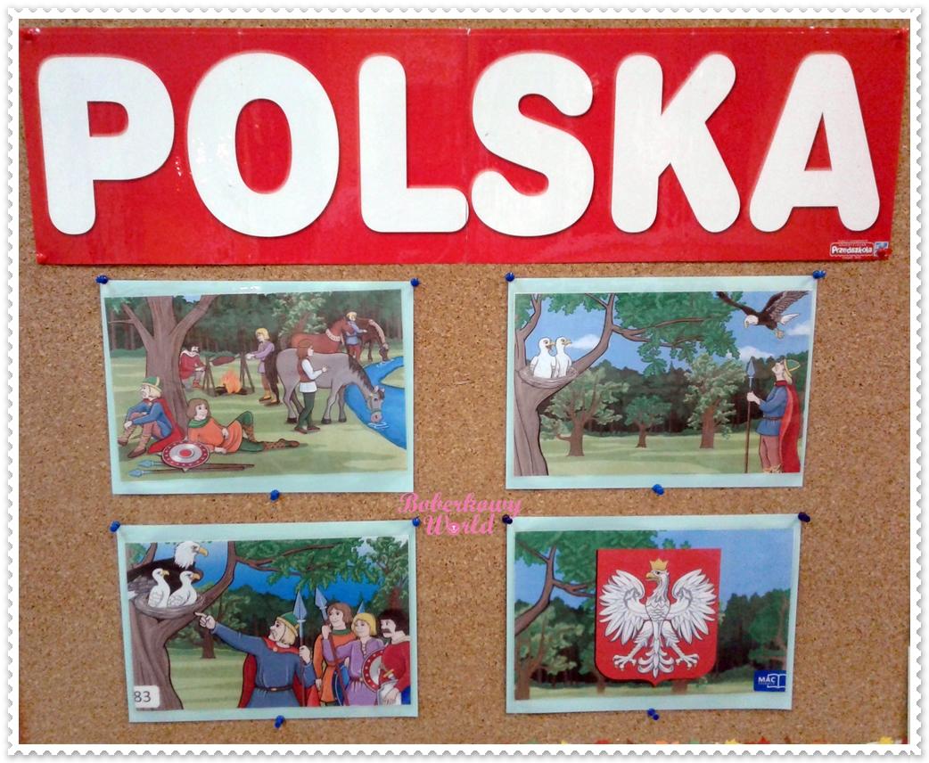 Boberkowy World Polsko Kocham Cię Tygodniowy Plan Zajęć