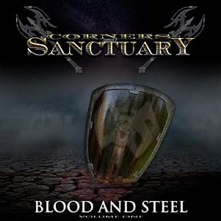 """Το ep των Corners of Sanctuary """"Blood and Steel"""""""