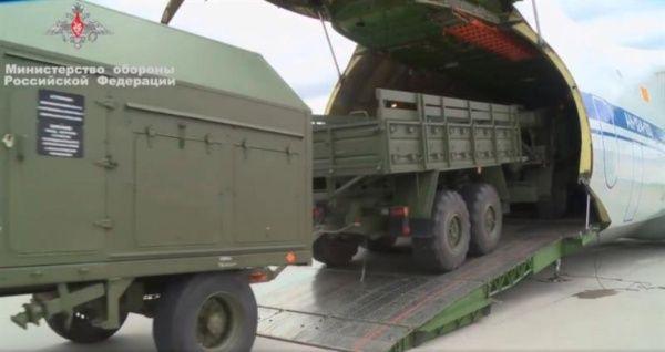 Turquía recibe más equipamiento ruso en medio de controversia