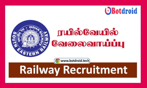 South Eastern Railway Recruitment 2021 Notification Out: Apply Online for South Eastern Railway Jobs