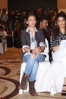 Akshara Haasan in Denim and Shirt with Jacket at IIFA Utsavam Awards press meet 27th March 2017 07.JPG