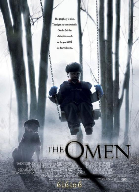 MY FAVORITE MOVIES: The Omen (2006)