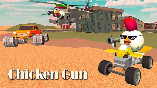 Chicken Gun Mod Apk
