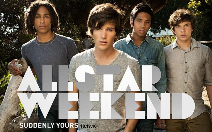 Daftar Album dan Judul Lagu Allstar Weekend