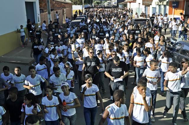 Formosa: 1ª Marcha contra o abuso sexual de crianças e adolescente