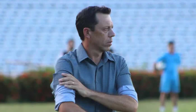 Fernando Tonet crê que Horizonte irá crescer na Taça Fares Lopes.