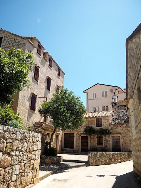 Komiza, Vis, Dalmatian Coast Islands, Croatia