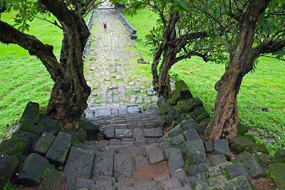 Wat Phu Champasak Pakse ruins