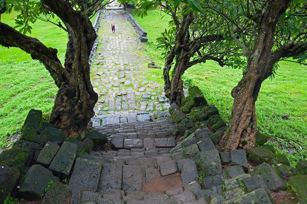 Vat Phu ruinas del Champasak en Pakse