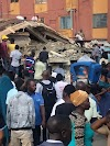 Landlord Killed As Two-Storey Building Collapses