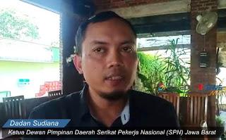 Dadan Sudiana Ketua SPN Jabar