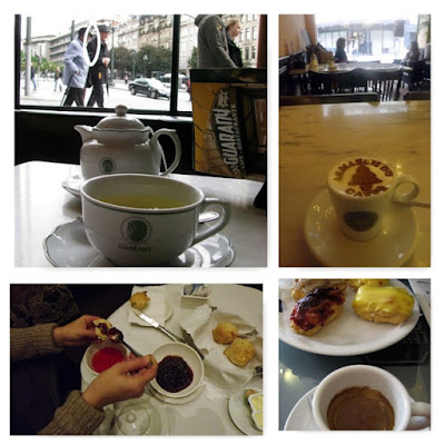 Chá das 5 no Porto